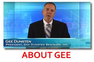 ABOUT GEE DUNSTEN